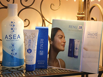 Healing Vibrations - ASEA products