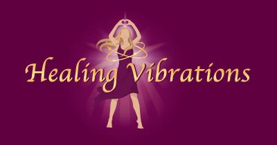 Healing Vibrations Logo