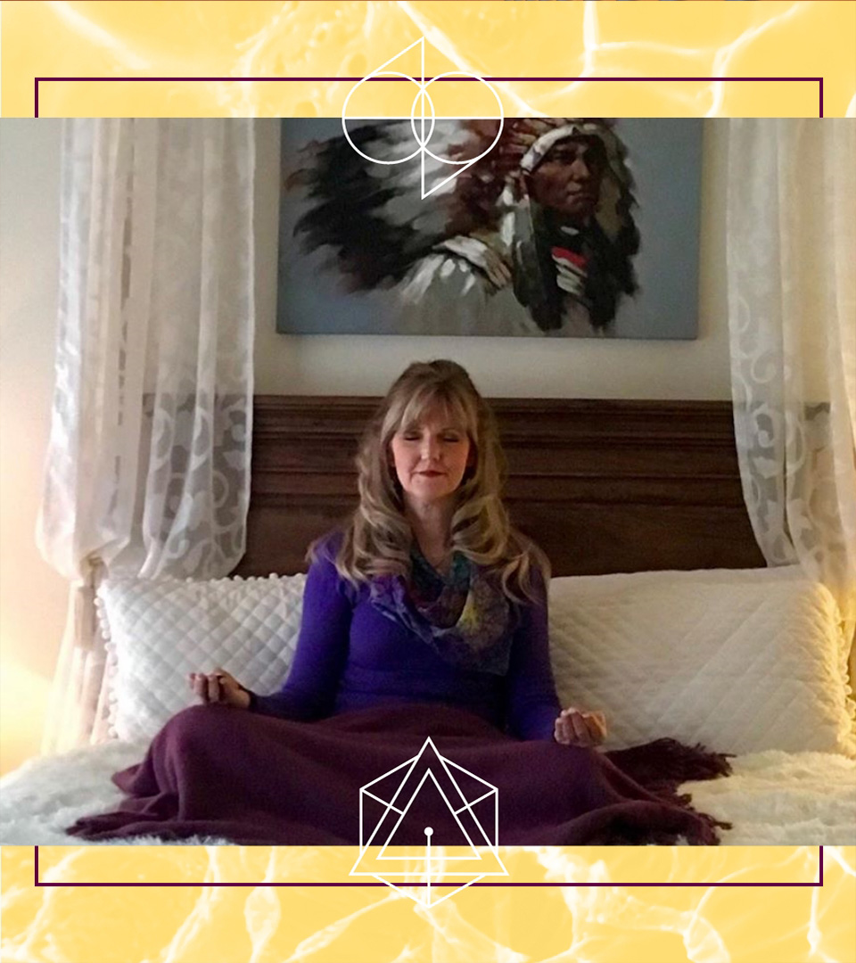 Meditate with Frances Peterson