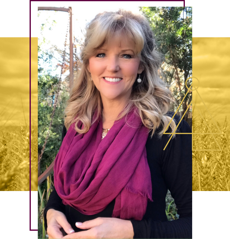 Meet Frances Peterson Healing Vibrations
