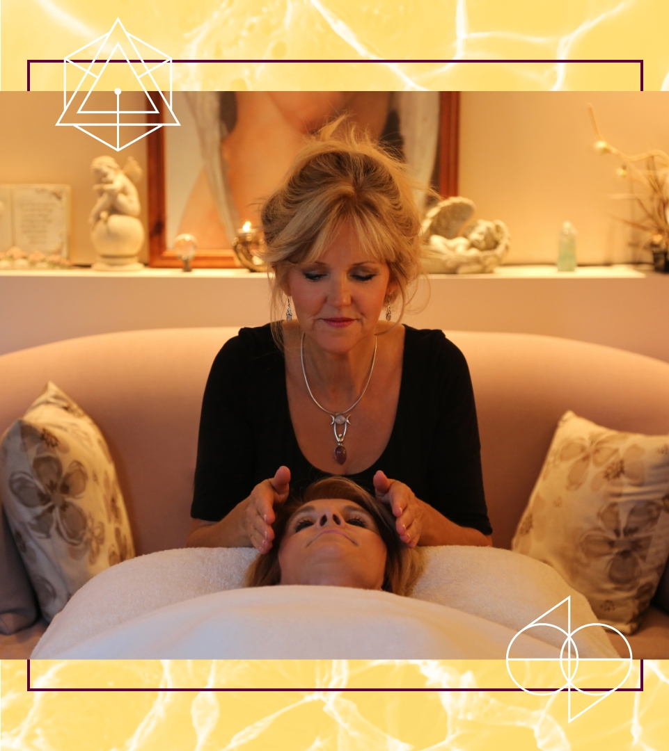 Reiki with Frances Peterson Healing Vibrations
